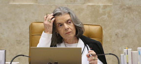 Brasília - O Supremo Tribunal Federal (STF), inicia sessão na qual será julgada a restrição ao foro privilegiado para parlamentares e ministros (Antônio Cruz/Agência Brasil)