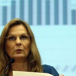 Brasília - A secretária do Tesouro Nacional, Ana Paula Vescovi, comenta os números do Resultado Primário do Governo Central de dezembro e os dados consolidados de 2017 (Wilson Dias/Agência Brasil)