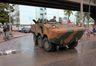 Rio de Janeiro - Militares das Forças Armadas reforçaram a operação deflagrada pelas polícias em oito comunidades do Rio, com ênfase no Jacarezinho (Vladimir Platonow/Agência Brasil)
